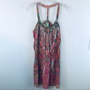 Anthropologie Johnny Martin Mini Dress